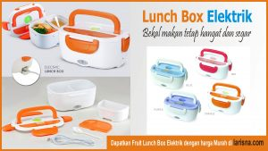 LUNCH BOX ELECTRIK